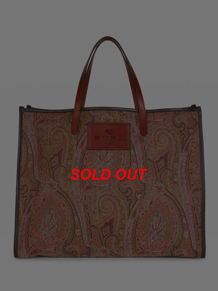 Immagine di BORSA SHOPPING PAISLEY