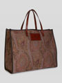 Picture of PAISLEY SHOPPING BAG